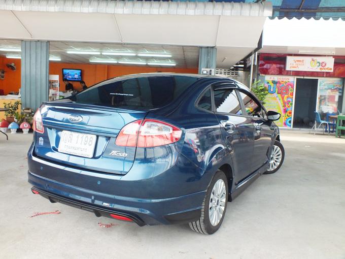 ชุดแต่ง Fiesta 4DR Phantom Blue เฟียนต้า 4 ประตู รูปที่ 4