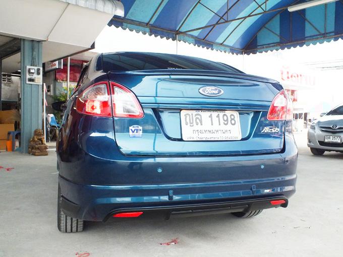 ชุดแต่ง Fiesta 4DR Phantom Blue เฟียนต้า 4 ประตู รูปที่ 5