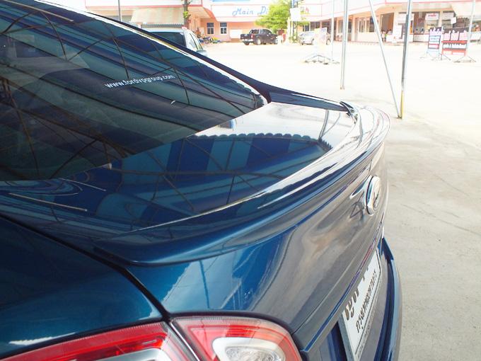 ชุดแต่ง Fiesta 4DR Phantom Blue เฟียนต้า 4 ประตู รูปที่ 6