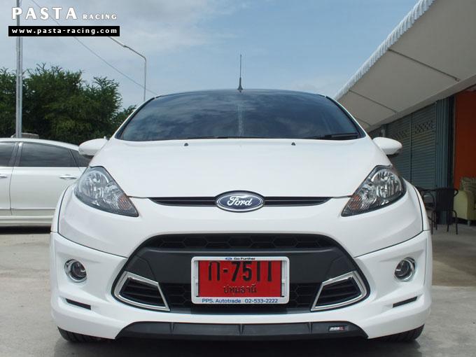 ชุดแต่ง Fiesta 5DR TOP ขาว เฟียสต้า 5 ประตู แบงค์ รูป 1