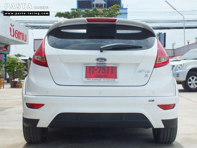 ชุดแต่ง Fiesta 5DR TOP ขาว เฟียสต้า 5 ประตู แบงค์ รูป 7