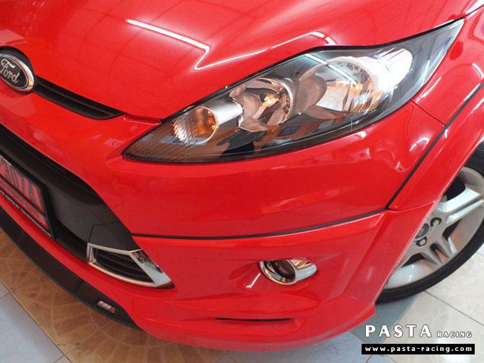 ชุดแต่ง Fiesta 5DR TOP สีแดง เฟียสต้า 5 ประตู วรรณ รูป 7